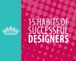 15 Habits of Successful Designers