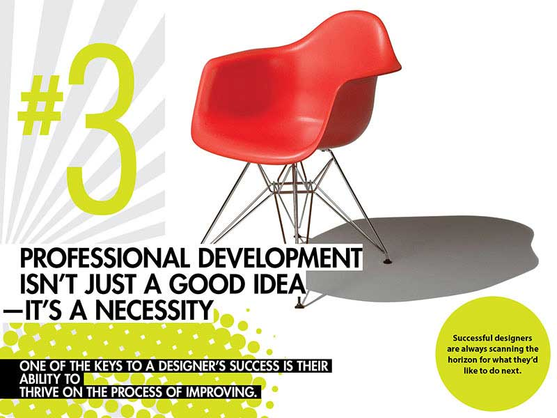 #3 – Professional Development is a Necessity