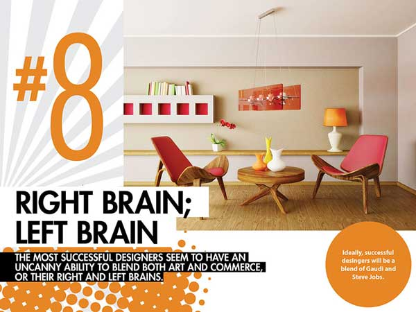 #8 – Right Brain, Left Brain