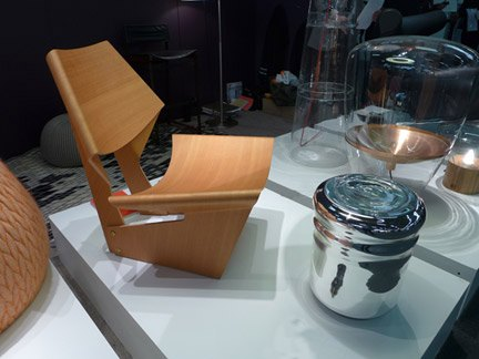 GJ chair from Lange Productions of Denmark