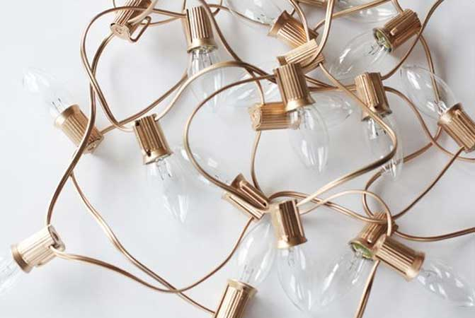3 Holiday Light Hanging Hacks