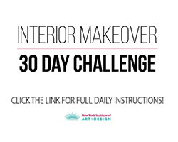30 Day Interior Makeover Challenge