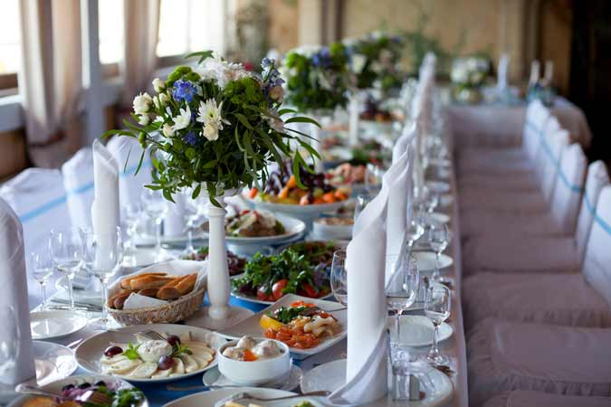 7 Bridal Brunch Ideas