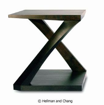 Hellman Chang Z side table