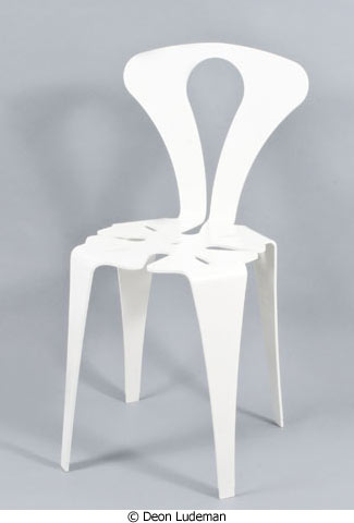 Deon Ludeman Design Orchid Chair