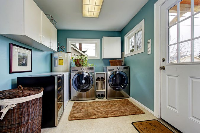 Adding Style To Your Laundry Room