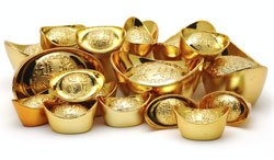 wealth ingots