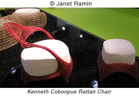 Kenneth Cobonpue Rattan Chair
