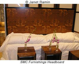 SMC Furnishings Headboard