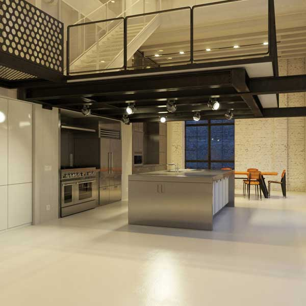 Converting A Loft Space