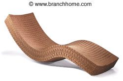 Branch Home Cork Chaise
