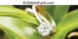 green diamonds Brilliantearth.com