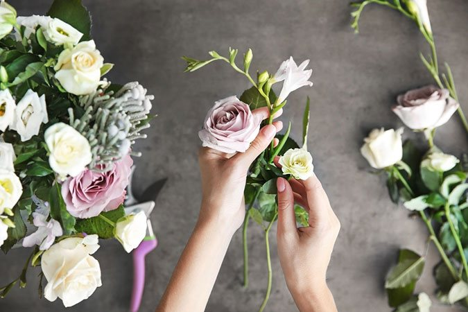 How Much Money Do Floral Designers Make?