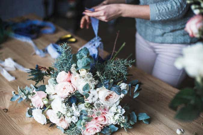 How to Make a Bouquet that Looks Professional