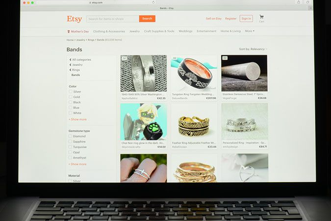 How to Make an Etsy Shop