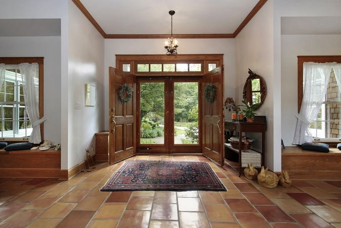 How to Update Your Home's Entryway