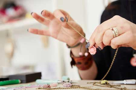 Life of a Jewelry Designer: The Key to Success