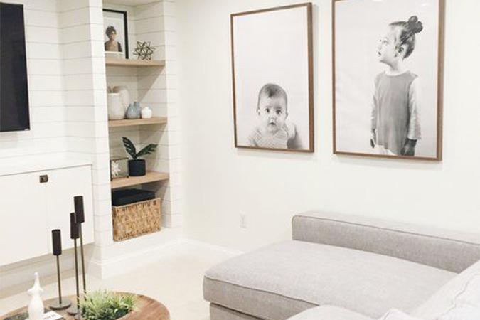 Make Any Living Room Look Bigger