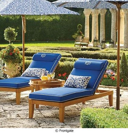 Furnishing The Great Outdoors NYIAD Design Articles