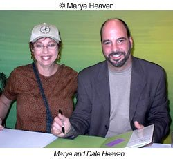 Student Success - Marye (and Dale) Heaven