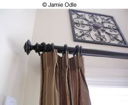 Jamie Odle curtains