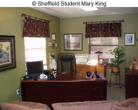 Amazing Nyiad Design Articles Student Success Mary King Largest Home Design Picture Inspirations Pitcheantrous