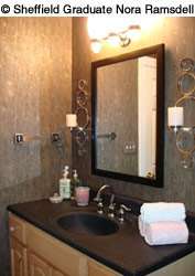 Nora Ramsdell bathroom interior