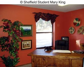 office interior design Mary King