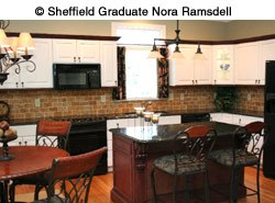 Nora Ramsdell Kitchen design