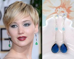 Earrings Inspired by the Red Carpet