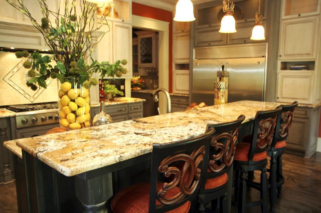 Nyiad design articles luxury kitchen for Luxury kitchen designs 2012