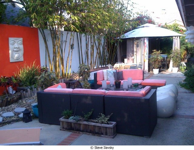 Steve Ilavsky Indoor/Outdoor room