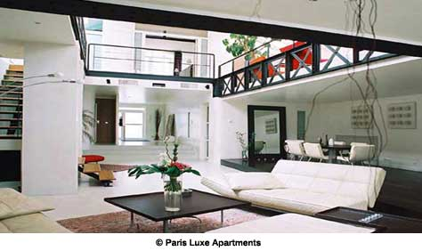 © Paris Luxe Apartments