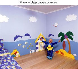 Tips on Decorating Children`s Rooms — Nautical Themes