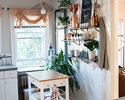How to Perfectly Style Shelves