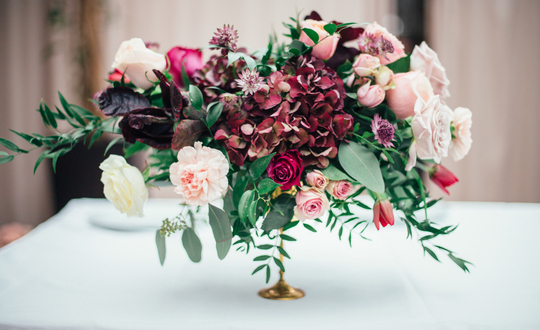 Inside a Professional Floral Designer's Workday