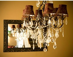 The Little Things: Chandeliers