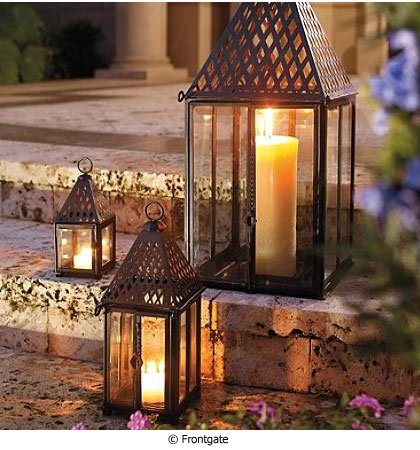 The Little Things - Outdoor Lighting
