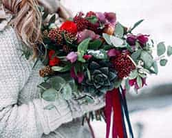 Planning a Wintertime Wedding
