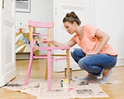 How A Little Paint Can Dramatically Change a Room