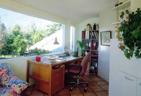 Room of the Month - Tiny Office Space