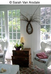 Room of the Month - Summertime Porch