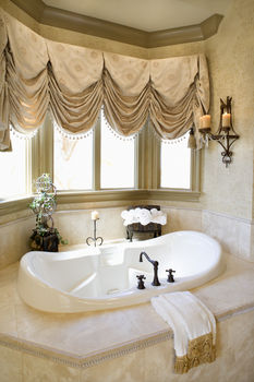Room of the Month - Luxury Bath
