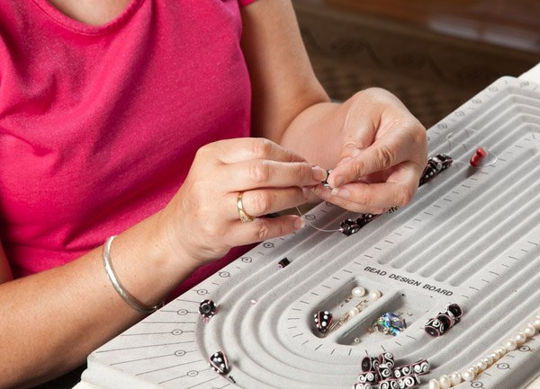 Check out Sheffield's Newest Course: Jewelry Design
