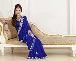 Styling a Sari