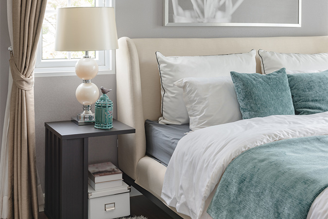 Tips for Styling a Small Bedroom